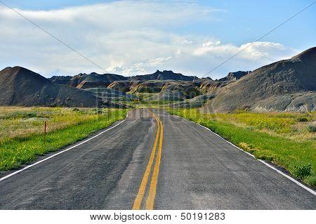 Loop Road Badlands