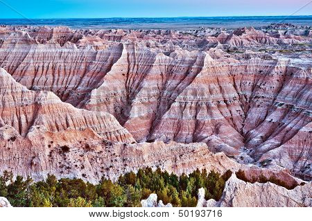 Badlands Hdr