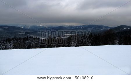 Downhill course
