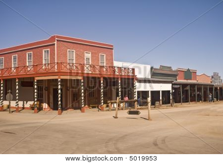 Tombstone Street