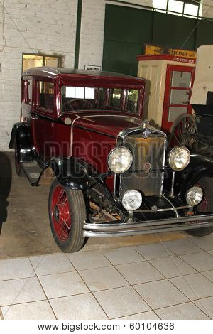 Vintage Car 1930 Chevrolet Sedan