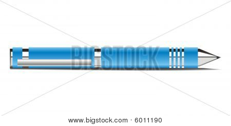 Blue Ballpen