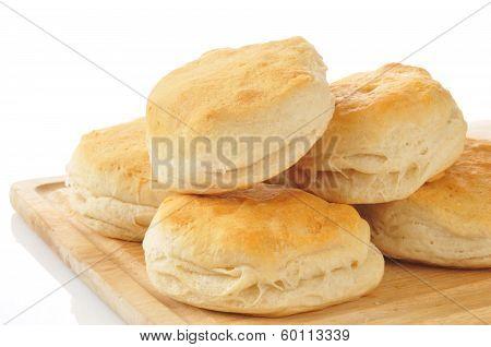 Golden Buttermilk Biscuits