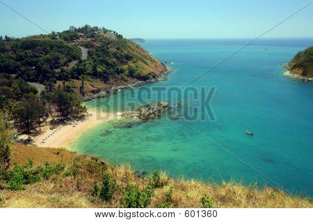 Beach Of Thailand