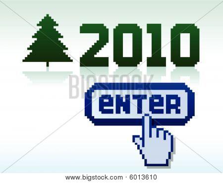 Pixel Year