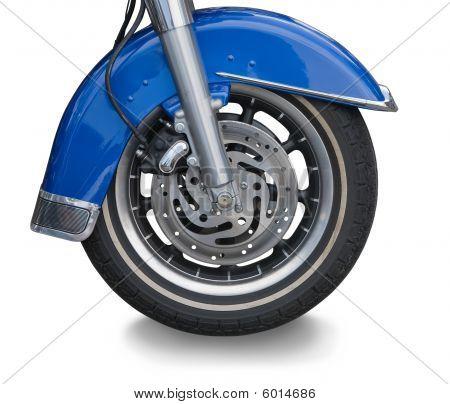 Wheel Of Motorcycle