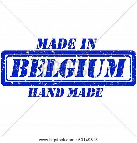 Hand Made Belgium