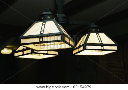 Light Fixture Lamp