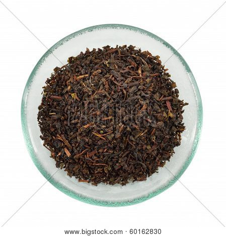 Nuwara Eliya Pekoe Leaf Black Tea.