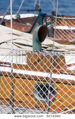 Deck Cowl Ventilator