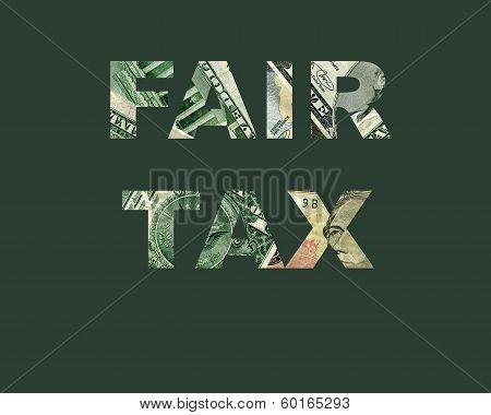 Tax Words