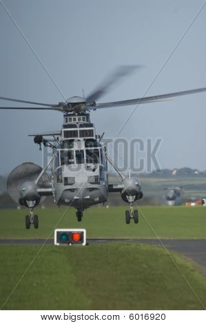 Sea King Helicopter Mk7 Asac