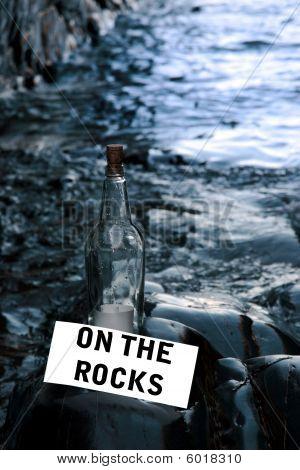 Bottle On The Rock