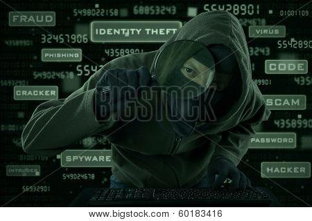 Spyware Crime