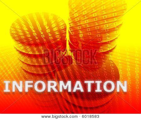 Information Data Storage