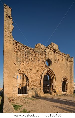 St George of the Greeks Church in North Cyprus