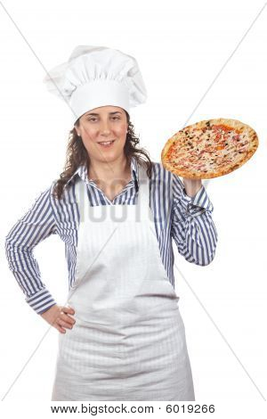 Your Tasty Italian Pizza