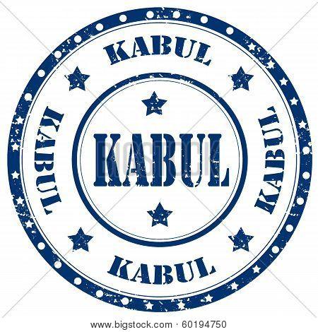 Kabul-stamp