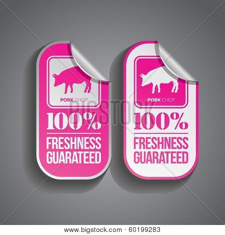 Food Sticker Pork