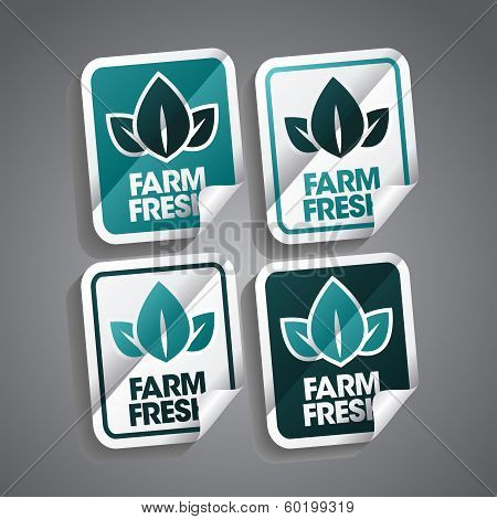 Farm Fresh Sticker
