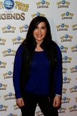 NEW YORK-FEB 20: Reality star Jacqueline Laurita attends Ringling Bros. and Barnum & Bailey presents
