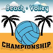 Beach volley championship