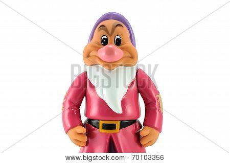 Grumpy Dwarfs Toy Character