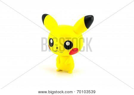 Pikachu Figure Character
