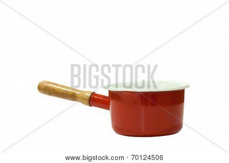 Red Srewpot
