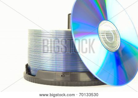 Box with DVD disc