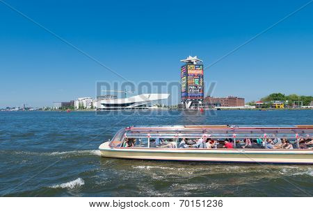 Amsterdam Sightseeing Boat