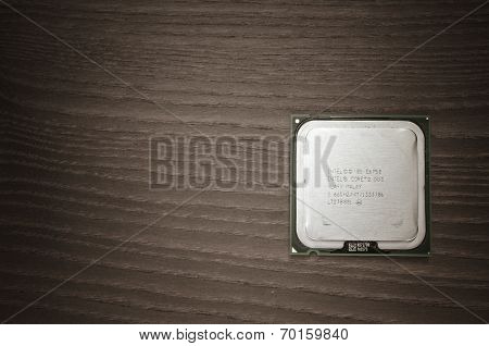 Intel Core 2 Duo Microprocessor