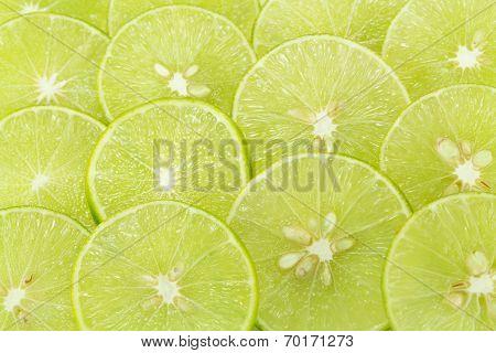 Lime Lemon Fresh Slice