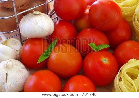 Pasta Meal Ingredients