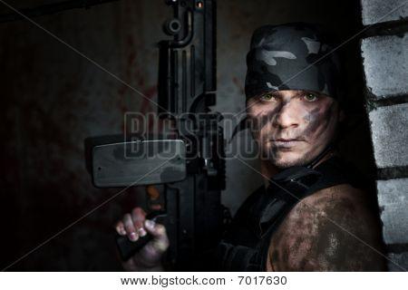 Powerful Mercenary