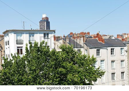 Urban Houses And Tour Bretagne In Nantes