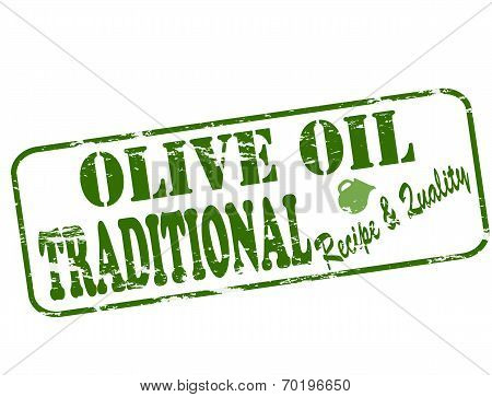 Traditional Olive Oil