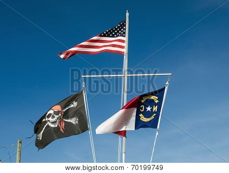 Jolly Roger in North Carolina