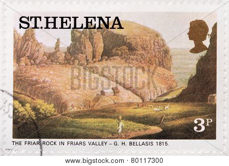 St. Helena Rocks