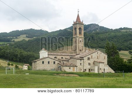 Pennabilli (marches, Italy)