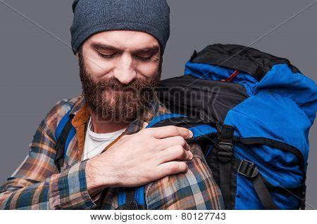 Too Heave Backpack.