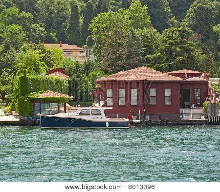 Luxury Villa On A River