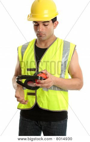 Builder Construction Worker