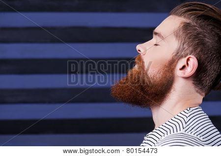 Perfect Beard.