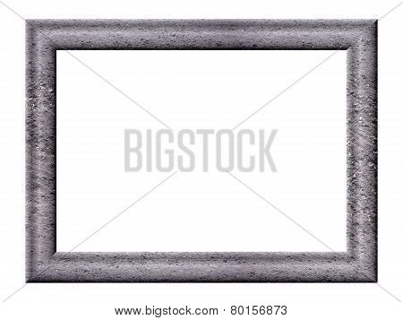 Frame With Textured Soil
