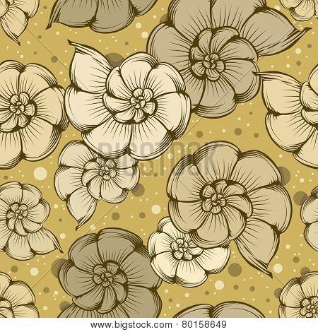 Nautilus Shells Pattern