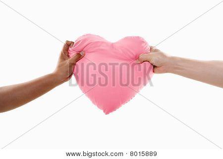 Fighting Over Love