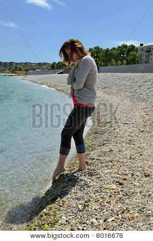The Girl On Coast