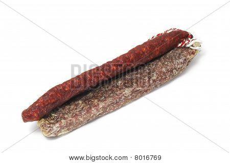 Chorizo And Fuet