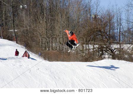 Snowboard Airtime